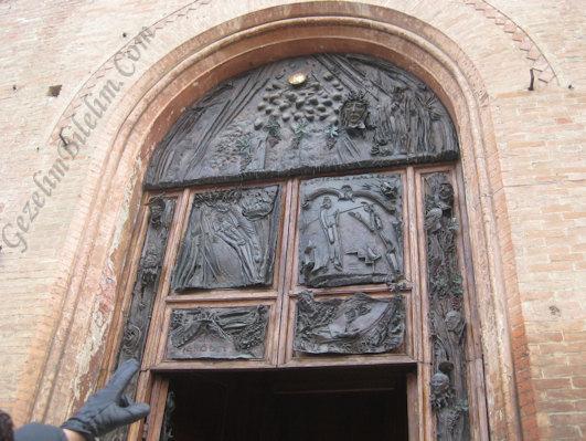 Aziz Katerina,St. Catherine,Cateriniana,parmak,veba,basilica,bazilika